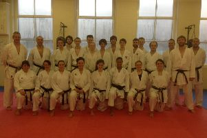 Harrogate and Boston Spa Shotokan Karate Club.s