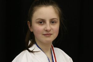 Bronze medal for Katelyn in Sheffield