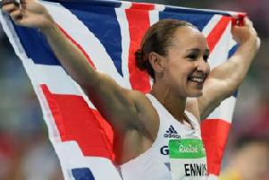 Silver in Rio for Sheffield super mum Jessica Ennis Hill