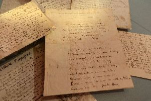 Misfiled piece of Bronte brother's work discovered in New Zealand