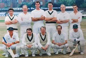 Harrogate CC pictured in 1994.