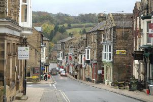 Pateley Bridge's Britain in Bloom push is to be featured on the BBC show