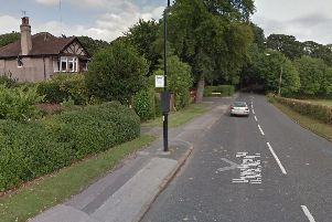 Hookstone Road, Harrogate. Picture: Google.