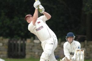 Rob Ellis has been in excellent form with the bat for Pannal CC