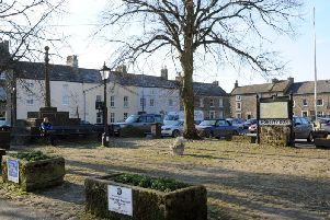 Harrogate Borough Council is set to approve a request from the Parish Council