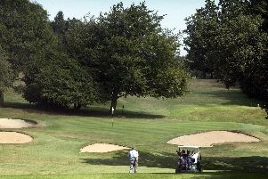 Harrogate Golf Course.