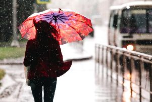Storm Callum is currently hitting the UK with wet and windy weather conditions, bringing heavy downpours and winds of up to 76mph to some areas