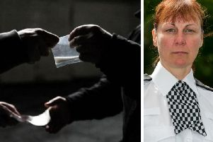 The chief constable of North Yorkshire Police, Lisa Winward, has warned that out-of-town drug dealers are targeting youths in Harrogate.