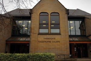 Harrogate Magistrates Courts.