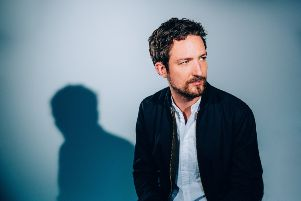Frank Turner is bringing his own brand of political pop to the First Direct Arena in Leeds.