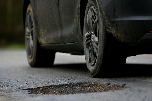 North Yorkshire County Council aims to repair dangerous potholes within two hours of being alerted, data obtained by the RAC Foundation shows.