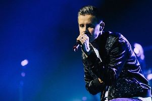 Keane front man Tom Chaplin brings his celebration of Queen's music to Harrogate in April