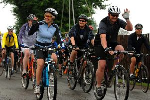 Cycling - Does Harrogates future depend on two wheels?