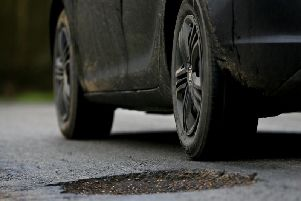 The condition of major roads in North Yorkshire is getting worse, according to the Department of Transport.
