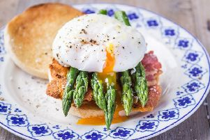 Try out this lovely brunch idea for Mother's Day