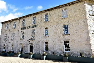 The Talbot is in the centre of Malton and has ample parking for guests