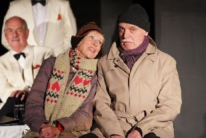 Christine Littlewood and Derek Newton in Young Love