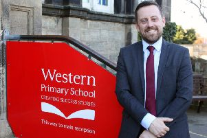 New headteacher returns to school he started his career at