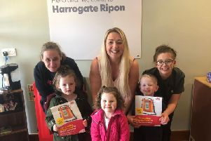 A Ripon nursery has installed a life-saving defibrillator as part of its commitment to safeguarding children, staff, parents and visitors in the event of a cardiac arrest.