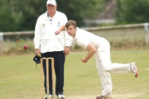 Sam Crompton snapped up four wickets to help Burton Leonard see off defending Theakston Nidderdale League champions Birstwith.