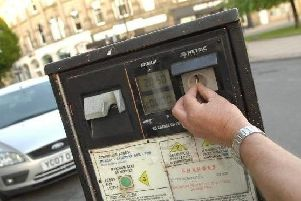Should parking be free in Harrogate town centre to boost shops?