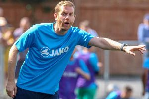 Harrogate Town manager Simon Weaver has already identified a number of targets as he looks to improve his squad for next season. Picture: Matt Kirkham