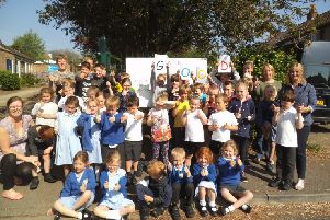School celebrates Good Ofsted