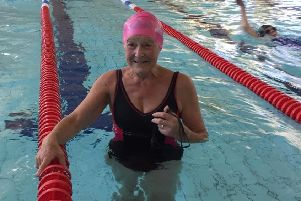 May makes lengths on 80th birthday