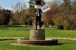The votes have been counted and verified - the makers of Harrogate Monopoly have confirmed which of our town's much-loved charities has secured the coveted first square on the game board.
