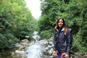 Julia Bradbury will be the guest star at Countryside Live in Harrogate this October.
