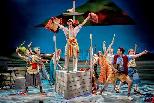Set sail for a great summer production