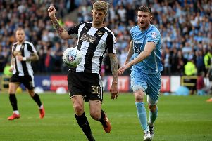 Jon Stead in action for Notts County. Picture: Getty Images