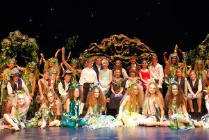 Highfield Prep dazzles on stage