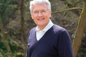 """""""Time to get on with Brexit"""" - Andrew Jones, Harrogate and Knaresborough MP."""