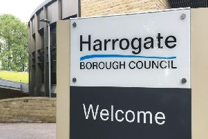 New plans for 250 homes near Harrogate's town centre have been submitted.