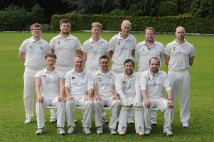 Kirk Deighton CC are now safe from relegation from Division One of the Theakston Nidderdale League. Picture: Gerard Binks