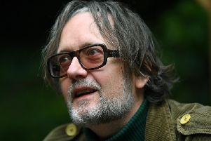 Jarvis Cocker. Picture by Jonathan Gawthorpe.