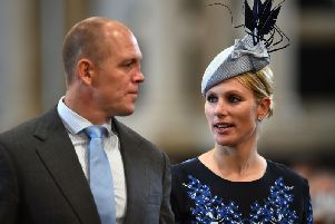 Zara and Mike Tindall are expecting their second child.