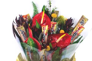Would this Valentine's bouquet with a difference win your heart?