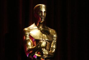The Oscars are being held tonight.