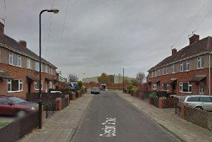 The fire broke out in Garston Grove. Picture by Google Maps.