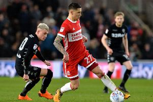 Mo Besic is back at Middlesbrough
