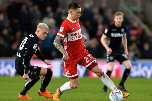Mo Besic has revealed why he wanted to return to Middlesbrough