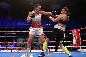 Savannah Marshall can't wait to get back in the ring