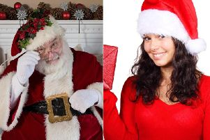 Mr Claus or Mrs Claus?