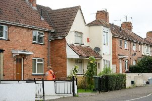 Social housing rents take up 32% of people's income in Hartlepool. Picture by PA Archive/PA Images