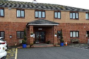 Alice House Hospice, Wells Avenue. Picture by FRANK REID