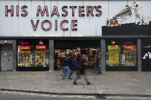HMV has gone into administration for the second time in five years.