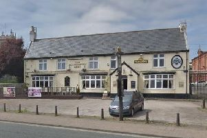 Blacksmith's Arms in Hartlepool. Picture: Google.