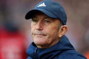 Middlesbrough manager Tony Pulis. Getty Images.